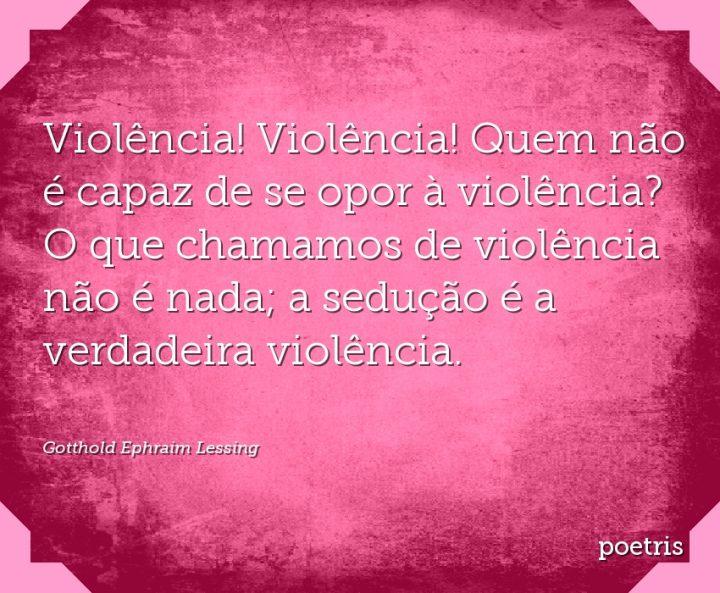 Violência! Violência